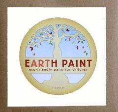 Earth Clay Paint Packet: White