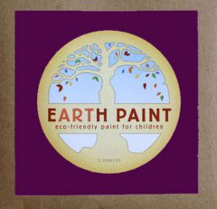 Earth Clay Paint Packet: Violet