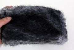 Squirrel (Gray) Kind Fur® (Swatch)