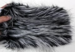 Wolf (Gray) Kind Fur® (Swatch)