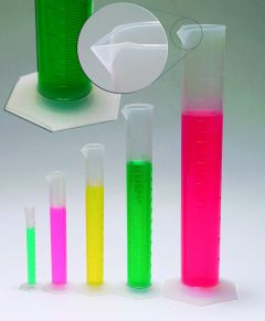 Graduated Cylinder Collection (Discounted Set of 7 Sizes)