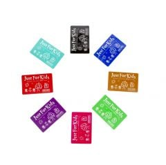 Colorful Ink Pad Collection (Discounted Set of 8 Colors)