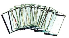 Glass Plates (Pack of 10)