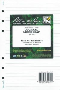 Rite In The Rainֳ'ֲ® Lined Paper (4-5/8ֳ¢ג'¬ֲ X 7ֳ¢ג'¬ֲ)