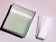 Microscope Slides, Glass (Box of 72)