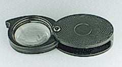 3x Folding Pocket Magnifier (Hard Case)