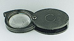 3X Folding Pocket Magnifier (Hard Case)