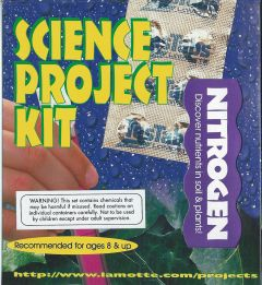 Individual Water Quality Kit: Nitrogen