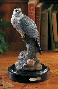 Goshawk Sculpture