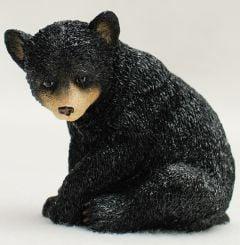 Black Bear Cub Veronese® Sculpture