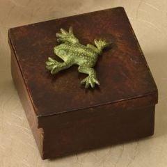 Frog Metal Box