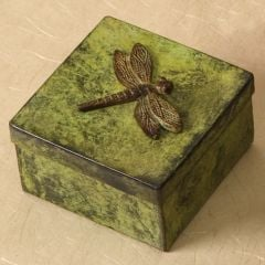 Dragonfly Metal Box