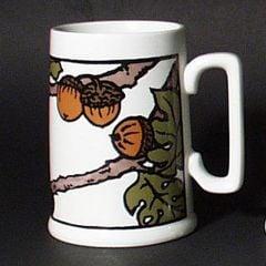 Acorn Craftsman Mug