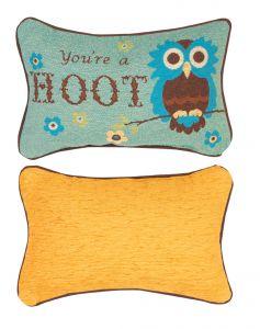 You're a Hoot Pillow