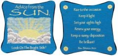 Advice From The Sun™ Pillow