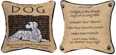 Advice From a Dog™ Pillow