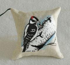 Woodpecker Balsam Pillow (Assorted)