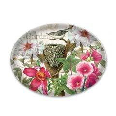 Petals Glass Soap Dish