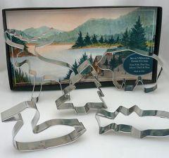 Mountain Lake Cookie Cutter Gift Set