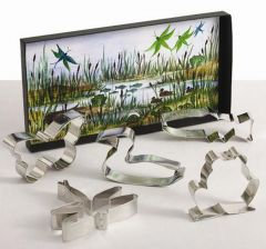 Swamp Friends Cookie Cutter Gift Set