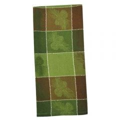 Pinecone Patterns Kitchen Towel