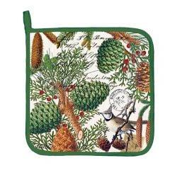 Spruce Potholder