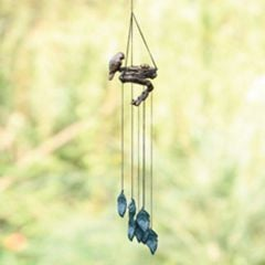 Bird & Nest Windchime