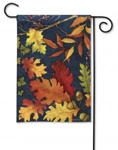 Fall Foliage Small Garden Flag
