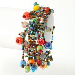 Guatemalan Bead Bracelet