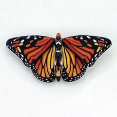 Yipes! Monarch Butterfly Pin
