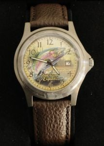 Rainbow Trout Sports Watch