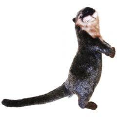 River Otter, Standing (Hansa Plush)