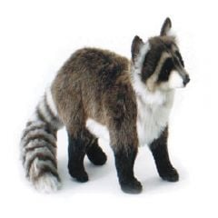 Raccoon, Standing (Hansa Plush)