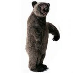 Brown Bear (Hansa Plush)