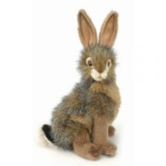 Black-Tailed Rabbit (Hansa Plush)