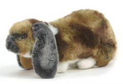 Lop-Eared Rabbit (Hansa Plush)