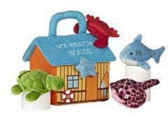 My Beach House Plush Set (Aurora Baby Talk™)