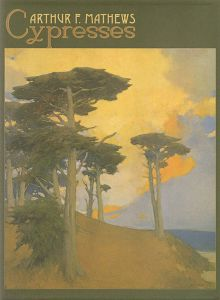 Arthur F. Mathews, Cypresses (Boxed Notecards)