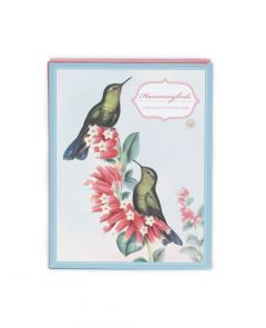 Elegant Hummingbirds Boxed Notes