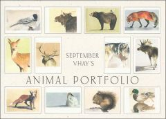 Animal Portfolio (Boxed Notecards)