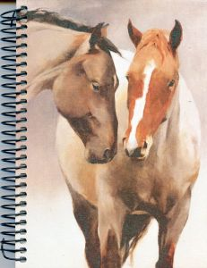 Horses (Spiral-Bound Journal)