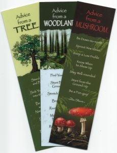 "ֳ¢ג'¬ֵ""Advice Fromֳ¢ג'¬ֲ¦""ֳ¢ג€ֲ¢ The Forest (Bookmark Set Of 3)"