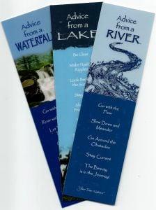 "ֳ¢ג'¬ֵ""Advice Fromֳ¢ג'¬ֲ¦""ֳ¢ג€ֲ¢ Inland Waterways (Bookmark Set Of 3)."