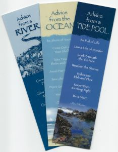 "ֳ¢ג'¬ֵ""Advice Fromֳ¢ג'¬ֲ¦""ֳ¢ג€ֲ¢ Seaside Waterways (Bookmark Set Of 3)."