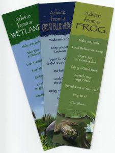 "ֳ¢ג'¬ֵ""Advice Fromֳ¢ג'¬ֲ¦""ֳ¢ג€ֲ¢ Wetlands (Bookmark Set Of 3)."