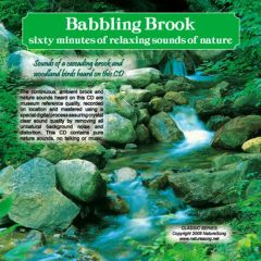 Babbling Book (Naturesong CD)