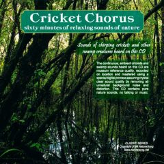 Cricket Chorus (Naturesong CD)