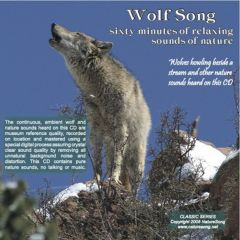 Wolf Song (Naturesong CD)