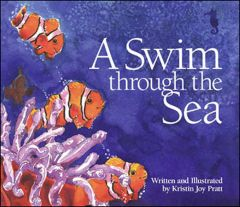 A Swim Through The Sea (Board Book)