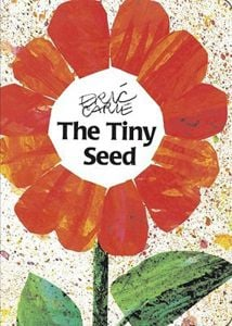 Tiny Seed, The (Board Book)